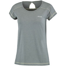 Columbia Peak to Point  S/S T/SHIRT. WOMEN. BARGAIN. RRP 29.99. SIZE MEDIUM.