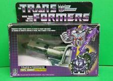 Transformers G1 Vintage Reissue Astrotrain Triple Changers Damaged Box New!