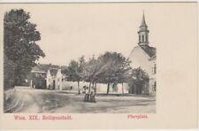 75106/10-  Heiligenstadt mit Pfarrplatz 19.Bezirk Wien um 1905