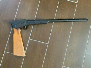 Vintage Antique BB Rifle Single Shot