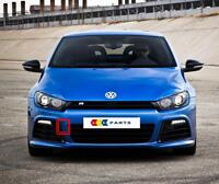 VW SCIROCCO R 08-14 NEW GENUINE FRONT R BUMPER TOW HOOK COVER CAP 1K8807241B