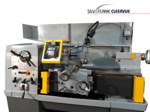 silvaflame lathe lead screw cover guard