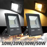 Projecteur 10/20/30/50W 15/24/30/60 LED IP65 5730 SMD Etanche Lampe Ampoule SPOT