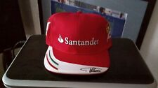 Ferrari Fernando Alonso Team Drivers Flex-Fit Cap .