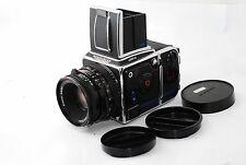 Hasselblad 205TCC Medium Format SLR Film Camera with CF 80 mm lens Kit #0821