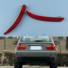 Rear Bumper Reflector Light Lamp 63217158949 /50 For BMW E70 E71 X5 X6 Sport