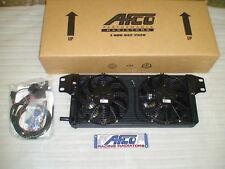12-15 Camaro ZL1 AFCO heat exchanger / intercooler  LSA  black thermal coated