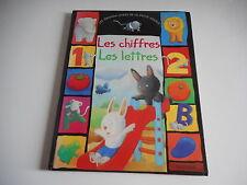 Les grands livres de la petite souris - LES CHIFFRES. LES LETTRES - NATHAN