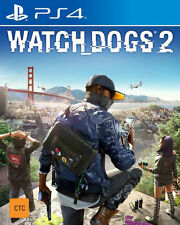 Ps4 Watch Dogs 2 - PlayStation 4