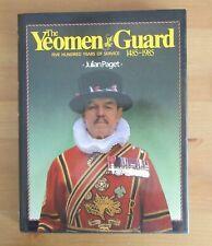 Yeoman Guard blandford photo book British paget