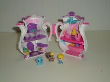 Squinkies Teapot Story Time Folding Playset Super Cute Lot 1