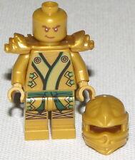 LEGO NEW GOLDEN LLOYD NINJAGO NINJA MINIFIGURE FIG