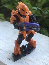 Halo Mega Bloks Foxtrot Series 15 Covenant Orange Elite Zealot 18pc Weapon Chest