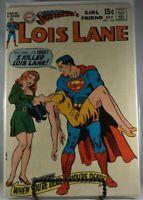 Superman's Girl Friend Lois Lane #102 DC Comics Silver age VG+