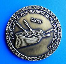 "#3831# Belgique: Médaille jeton"" TWEEDAAGSE VAN  VLAANDEREN-BLANKENBERGE/ SLOEP"""