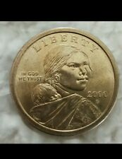 US 2000 ONE DOLLAR COIN