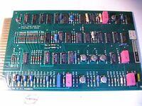 Foss Electric 182261 Circuit PCB Module Milko Mark III MK Milk Fat Tester - Used