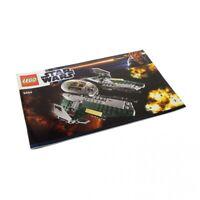 1x Lego Bauanleitung Star Wars Episode 3 Anakin's Jedi Interceptor 9494