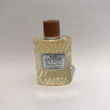Dior Eau Sauvage EDT miniature parfum 10ml