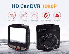 "Dash Cam Car DVR Video Camera Recorder FULL HD 1080P 2.4"" LCD Security Genuine"