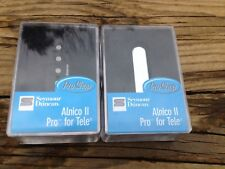 Seymour Duncan ALNICO II PRO Telecaster Pickup Set APTR-1 Rhythm & APTL-1 Lead