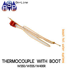 BOSCH THERMOCOUPLE WITH BOOT TO SUIT W250 - W325 - W400R - PART# 87072020580