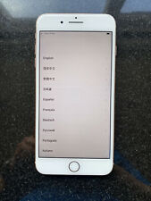 Apple iPhone 8 Plus - 64GB - Gold (Unlocked) Used