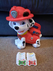Paw Patrol Treat Time Marshall  Phonics Alphabet Educational Musical INCOMPLETE