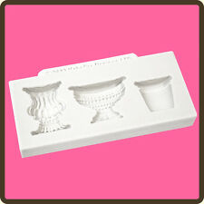 Katy Sue Cake Decorating Mould - Pots and Urns