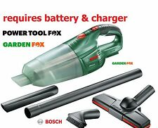 savers - Bosch PAS18Li BARE Cordless Vacuum 06033B9001 3165140761802