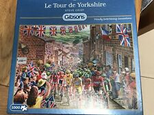 gibsons 1000 piece jigsaw puzzles Cycling