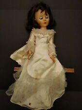 """1950's American Character, 20"""" Bride Doll Sweet Sue"""