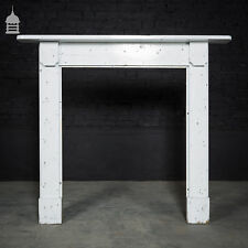 Victorian Painted Pine Fire Surround