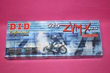 1990-1997 RC36 offen ZJ DID Kette extra verstärkt Honda VFR 750 F