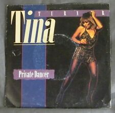 ♫ 45 T - Tina Turner - Private Dancer / Keep Your Hands Off My Baby ♫