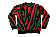 NEW A TRIBE CALLED QUEST XMAS SWEATER CHRISTMAS JUMPER FLAMED SWEATER