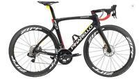 PINARELLO DOGMA F10 Disk FRAMESET AMBRA  211 2019 size 53 Carbon Race Bike
