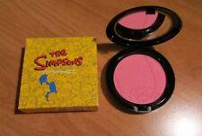 MAC Pink Sprinkles Powder Blush The Simpsons Collection BNIB