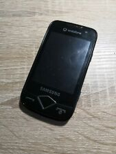 Samsung GT-S5600V - Absolute black (Unlocked) Mobile Phone