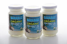 BANABAN ORGANIC Extra Virgin Coconut Oil 3 x 350ml