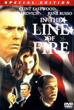in The Line of Fire - Special Edition 0043396523173 With Jim Curley DVD