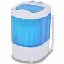 vidaXL Wasmachine Mini Enkele Trommel 2,6 kg Was Machine Wasgoed Wassen
