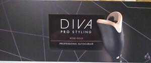 Diva Pro Styling Professional Autocurler Rose Gold