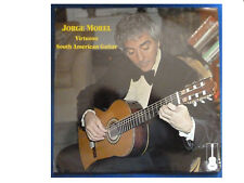 Jorge Morel * virtuoso sudamericana de Guitarra * Vinilo Lp GMR 1002 juega gran