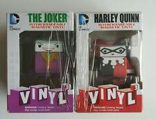 Suicide Squad Joker & Harley Quinn - Funko - Magnetic Figures - BNIB