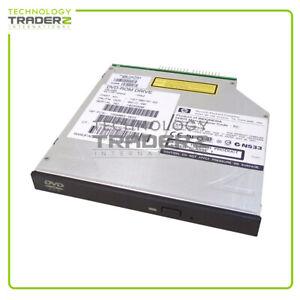 Lot Of 2 397930-001 HP 8x Slimline DVD-ROM 168003-9D3 1977067R-42 * Pulled *