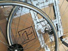 28 Zoll Fahrrad Laufräder mit Set (vorne und hinten) Teile