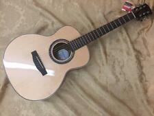 """Crossroads-C-GS-200E-36"""" Parlor Style-Acoustic Electric Guitar-NEW-with Setup!"""