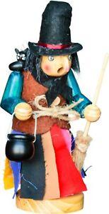 "German Christmas incense smoker "" witch"" Halloween"