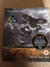 David Gilmour - Rattle That Lo-ck (CD & Blu Ray) - New & Sealed